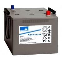 A512/115 A  Sonnenschein Гелевый аккумулятор (12В, 115А*ч)
