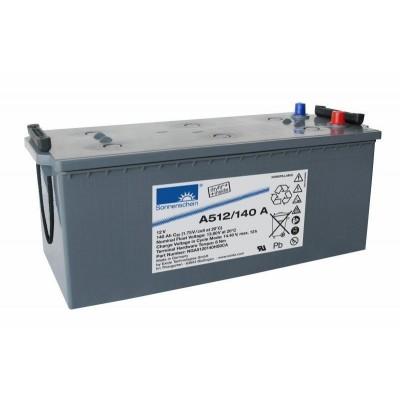 A512/140 A  Sonnenschein Гелевый аккумулятор (12В, 140А*ч)
