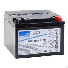 A512/25 G5  Sonnenschein Гелевый аккумулятор (12В, 25А*ч)
