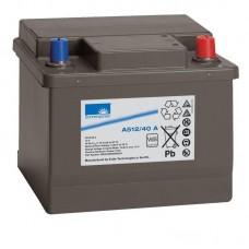 A512/40 A  Sonnenschein Гелевый аккумулятор (12В, 40А*ч)