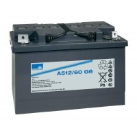 A512/60 G6  Sonnenschein Гелевый аккумулятор (12В, 60А*ч)