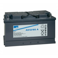 A512/65 A  Sonnenschein Гелевый аккумулятор (12В, 65А*ч)