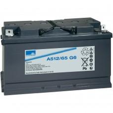 A512/65 G6  Sonnenschein Гелевый аккумулятор (12В, 65А*ч)