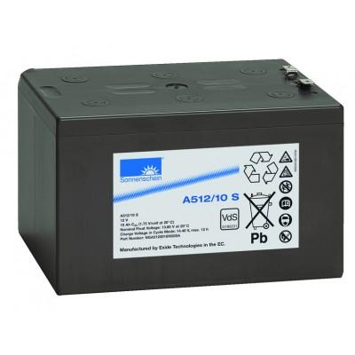 A512/10 S  Sonnenschein Гелевый аккумулятор (12В, 10А*ч)
