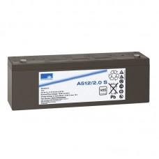 A512/2 S  Sonnenschein Гелевый аккумулятор (12В, 2А*ч)