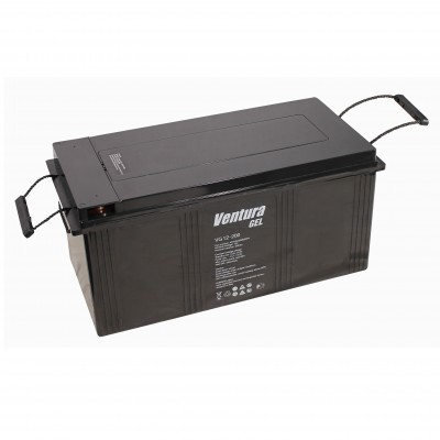 VG12-200 (Ventura) Гелевый аккумулятор для цикл.режимов 12В, 200А*ч