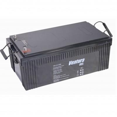 VG 12-230 (Ventura) Гелевый аккумулятор глубокого разряда  12В, 230А*ч