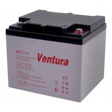 GPL 12-40 (Ventura)  Аккумулятор 12В; 40Ач; AGM