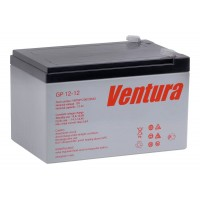 GP 12-12 (Ventura)  Аккумулятор 12В; 12Ач; AGM