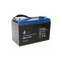 HM-12-100 (12В; 100 А*ч) Аккумулятор AGM