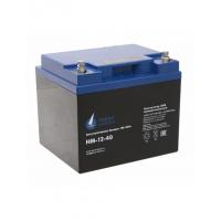 HM-12-40 (12В; 40 А*ч) Аккумулятор AGM