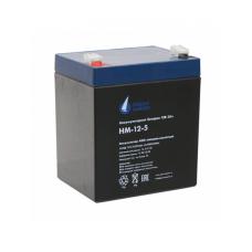 HM-12-5 (12В; 5 А*ч) Аккумулятор AGM