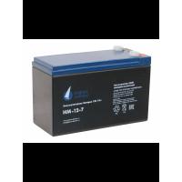 HM-12-7 (12В; 7 А*ч) Аккумулятор AGM