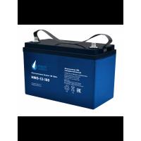 HMG-12-100 (12В; 100 А*ч) Гелевый аккумулятор