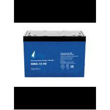 HMG-12-90 (12В; 90 А*ч) Гелевый аккумулятор