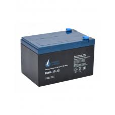 HML-12-12 (12В; 12 А*ч) Аккумулятор AGM