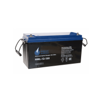 HML-12-150 (12В; 150 А*ч) Аккумулятор AGM