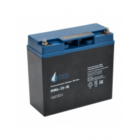 HML-12-18 (12В; 18 А*ч) Аккумулятор AGM