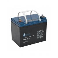 HML-12-33 (12В; 33 А*ч) Аккумулятор AGM
