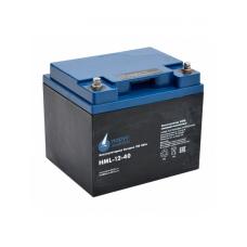 HML-12-40 (12В; 40 А*ч) Аккумулятор AGM