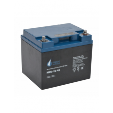 HML-12-45 (12В; 45 А*ч) Аккумулятор AGM