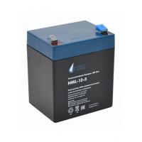 HML-12-5 (12В; 5 А*ч) Аккумулятор AGM
