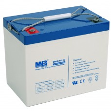 MNG 75-12 (12В; 75А*ч) Гелевый аккумулятор VRLA