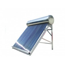 """Солнечный водонагреватель """"Lux 125L"""" 15 трубок"""