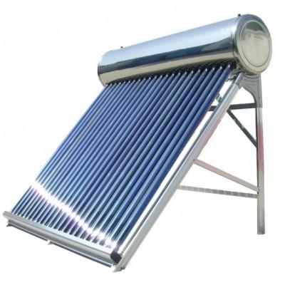 Солнечные водонагреватели вакуумные