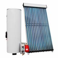 Солнечная сплит-система для горячего водоснабжения помещений на 150 л