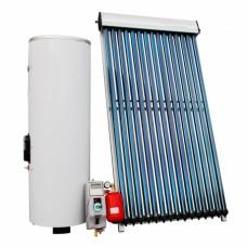 Солнечная сплит-система для горячего водоснабжения помещений на 100 л