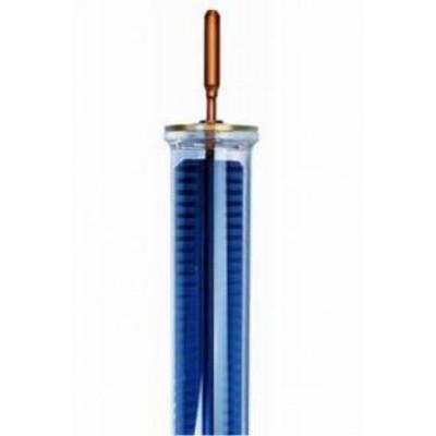Вакуумная трубка с медной тепловой трубкой