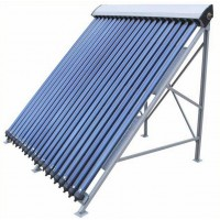 Вакуумный солнечный коллектор 15 трубок