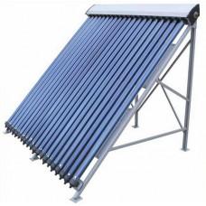 Вакуумный солнечный коллектор 12 трубок