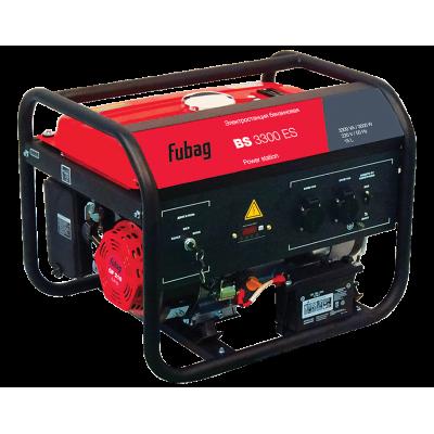 FUBAG BS 3300 ES, бензиновые электростанции FUBAG серии BS