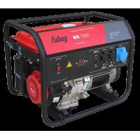 FUBAG BS 7500, бензиновые электростанции FUBAG серии BS