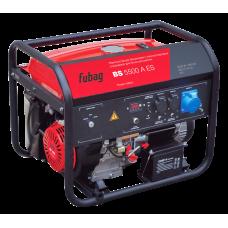 FUBAG BS 5500 A ES, бензиновые электростанции FUBAG серии BS