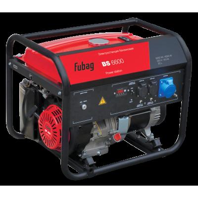 FUBAG BS 9500 D ES, бензиновые электростанции FUBAG серии BS