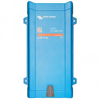 Multi 12/500/20-16 230V (12В, 500Вт) Инвертор/зарядное устройство