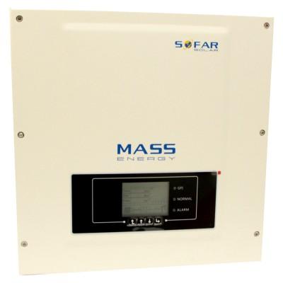 6.6KTL-X (2MPPT) ФЭ сетевой 3-фазный инвертор 6кВт, PV до 7.2кВт
