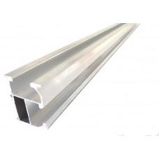 Профиль для солнечных панелей алюминиевый 2.10м
