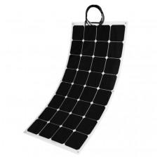 Exmork FSM-100F Гибкий Монокристаллический солнечный модуль 100Вт, 12В