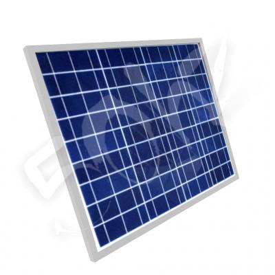 Солнечная панель 30Вт поликристалл Sunways FSM-30P
