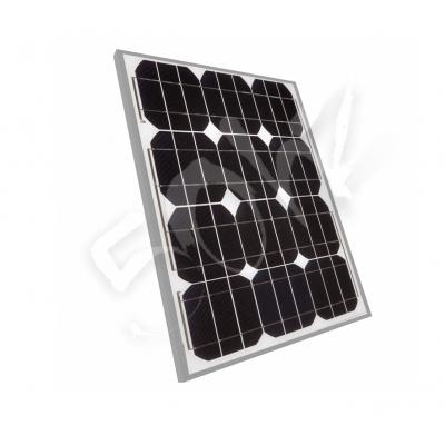 Солнечная батарея 30 Вт монокристалл  OneSun OS-30 M (есть в наличии)