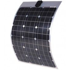 Exmork FSM-50F Гибкий Монокристаллический солнечный модуль 50Вт, 12В