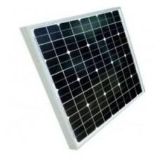 Солнечная батарея 50Вт монокристалл  OneSun OS-50M (есть в наличии)