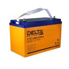 DTM 12100L (Delta) Аккумулятор 12В; 100 Ач, AGM