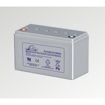Leoch PLH100 Grey Усиленный AGM АКБ 100А*ч, 12В