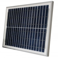 Exmork ФСМ-20П Поликристаллический солнечный модуль 20Вт, 12В
