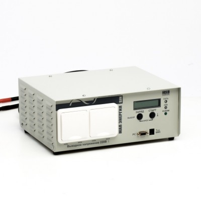 """МАП SIN Pro 1.3кВт """"Энергия"""" 12В Инвертор с зарядным устройством"""